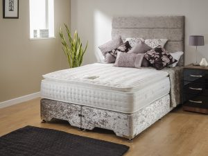 Mayfair Memory Pillow Top Divan Bed