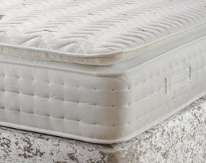 Mayfair Memory Foam Pillow Top Mattress