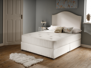 Pearl Orthopaedic Divan Bed