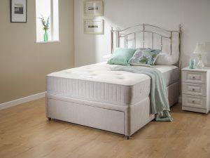 Sapphire Memory Orthopaedic Divan Bed