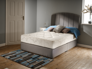 Super Paris Orthopaedic Divan Bed