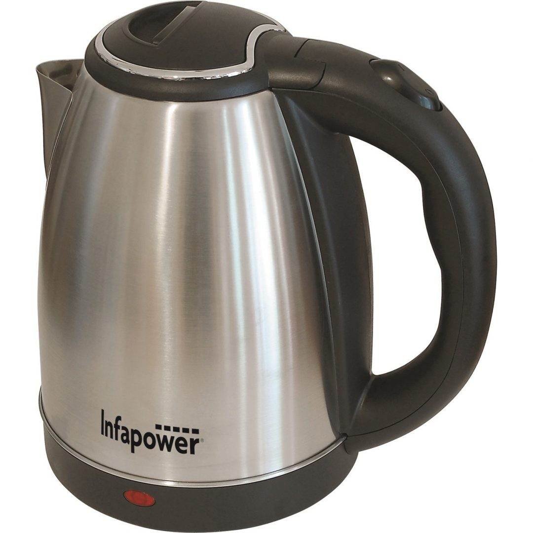 Kettle Infapower X503 stainless steel