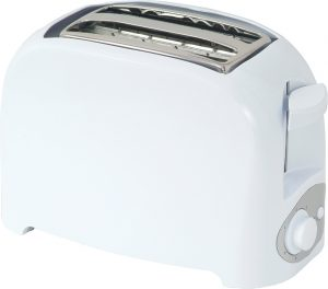 Toaster Infapower X551 White 2 slice