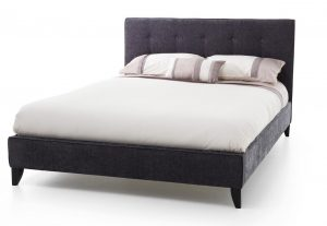 Chelsea Upholstered Fabric Bed