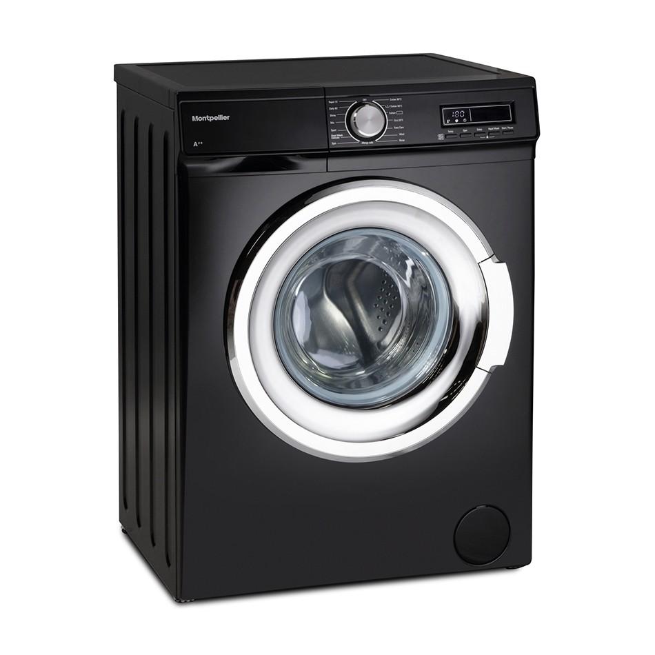 Montpellier Washer Black MW5101K