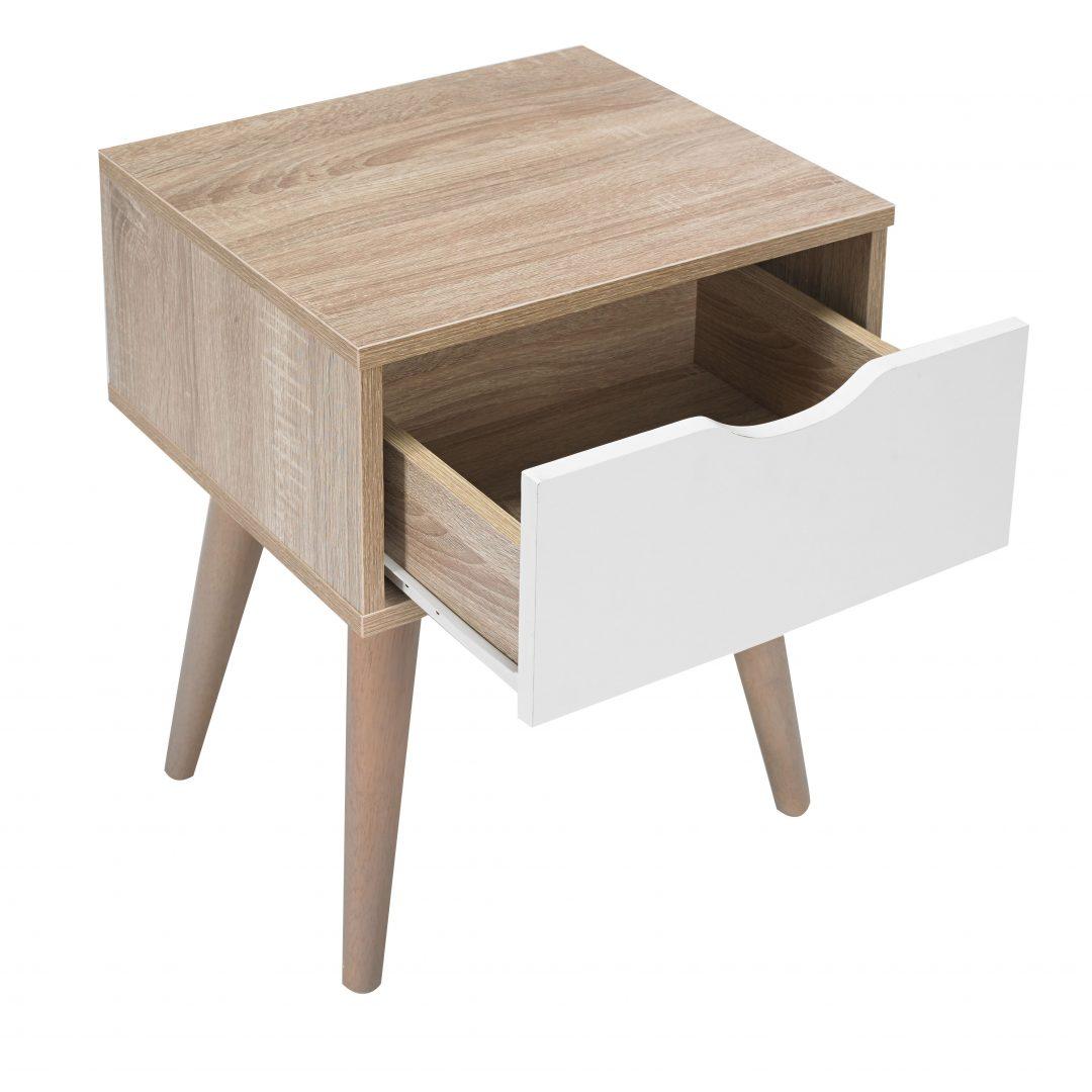 Scandi Lamp Table