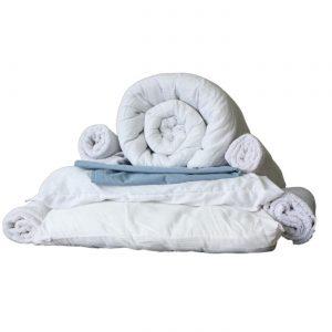 Standard 1 Bed Linen Pack