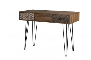 Casablanca Desk 3 drawer desk