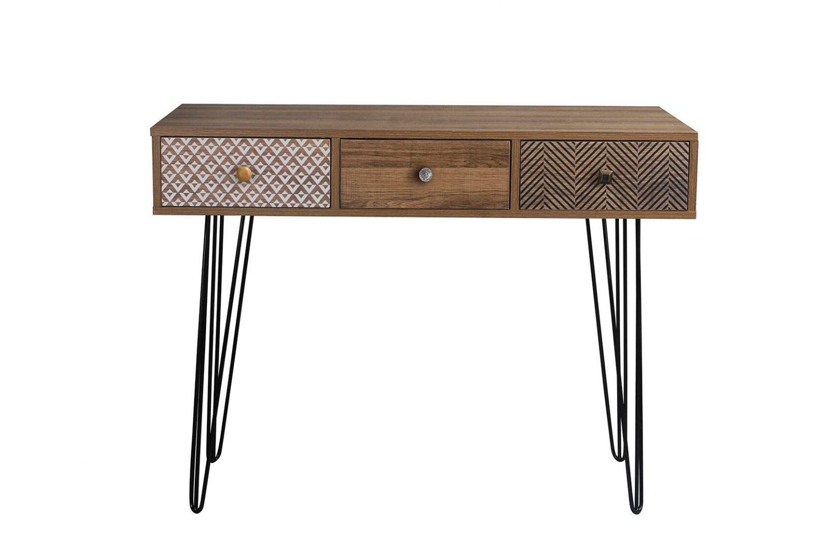 Casablanca Desk 3 drawer desk