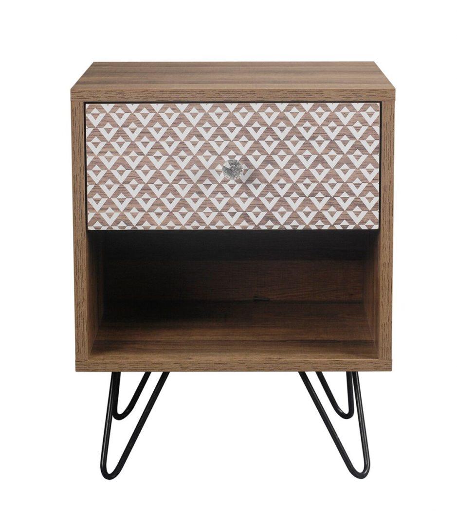 Casablanca Lamp Table / Bedside