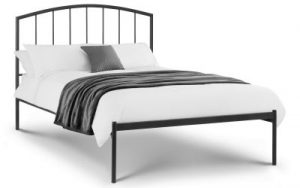 Onyx Metal Bed - Anthracite
