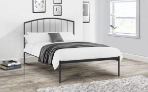 Onyx Metal Bed – Anthracite