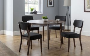 Farringdon Dining Set – Walnut