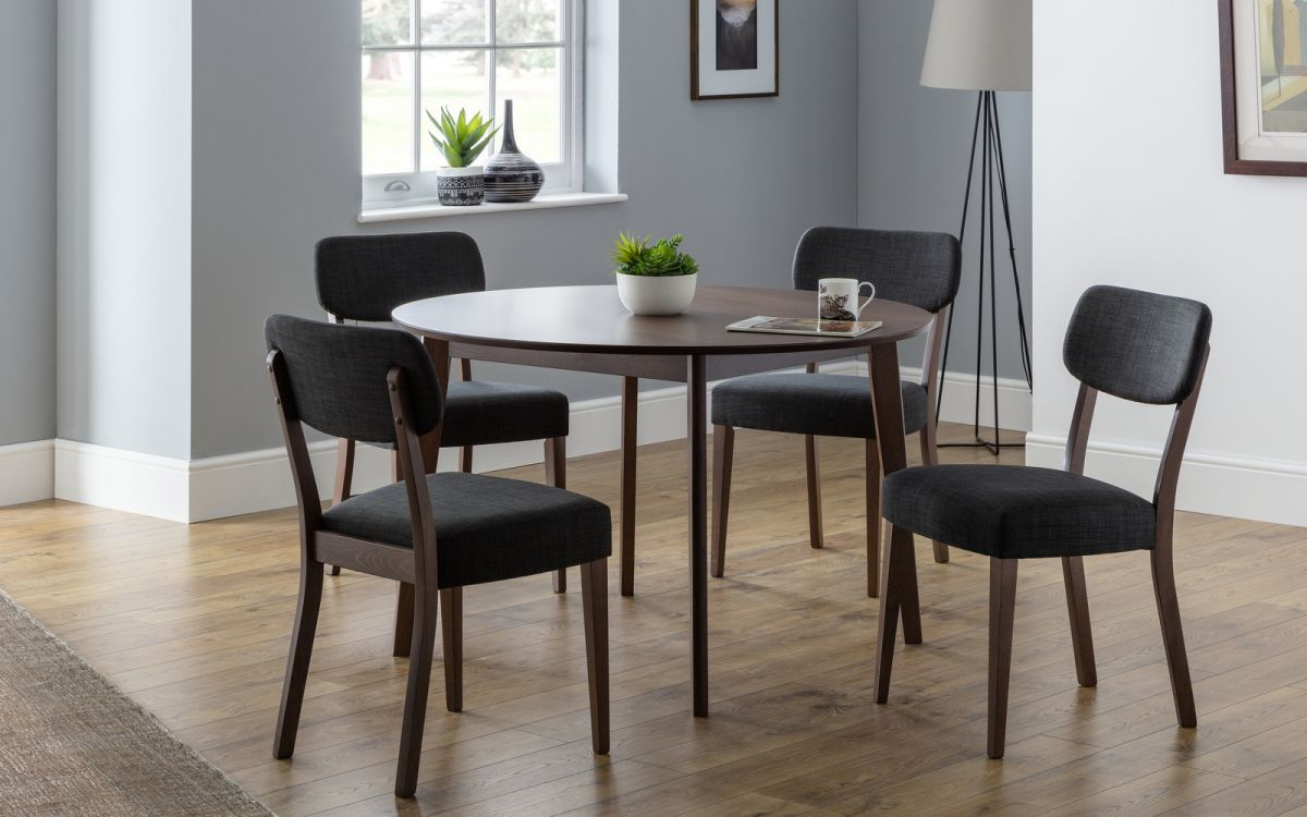 Farringdon Dining Chair - Walnut