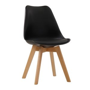 Louvre Chair – Black