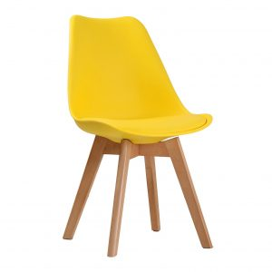 Louvre Chair – Yellow