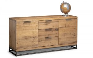 Brooklyn Sideboard – Solid Oak
