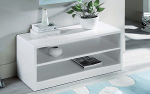 Manhattan High Gloss Compact TV Unit